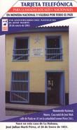 TARJETA TELEFONICA DE CUBA (URMET) (277) - Cuba