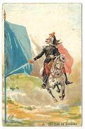 MILITAIRE - Officier De Dragons - A. PALM DE ROSA - Personnages