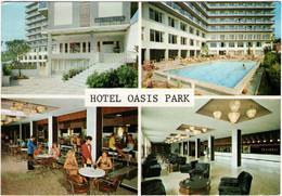 Hotel Oasis Park - Calella - & Hotel - Spanien