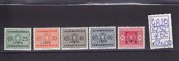 Segnatasse 1934 Libia - Altre Collezioni