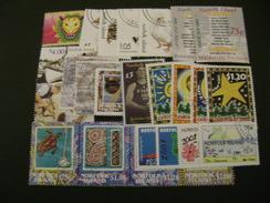 Norfolk Island 2000 Commemorative Issues - Used - Norfolk Island
