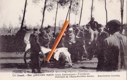 CONTICH, 21 Mai 1903 - Schrikkelijk Spoorweg Ongeluk - Terrible Accident De Chemin De Fer - Un Bléssé - Kontich