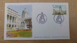 FDC - N°4540 -Capitales Européennes - Budapest Palais Royal - 2010-....