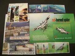 Norfolk Island 2004 Commemorative Issues - Used - Norfolk Island
