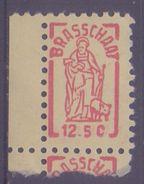 BELGIUM: Spaarzegel – With Glue: §@§ BRASSCHAAT §@§:  ## Sint Antonius En Het Varken ##: MYTHOLOGY, - Cachets Généralité