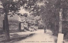 Carte Postale : Wambrechies  (59) Avenue Des Chateaux             Ed   Lejosne - France