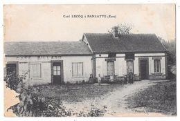 PANLATTE - Café LECOQ (café Billard) - Francia
