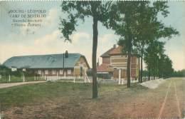 """BOURG-LEOPOLD - Camp De Béverloo - Nouvelle Boucherie - """"Nieuwe Slachterij"""" - Leopoldsburg (Kamp Van Beverloo)"""