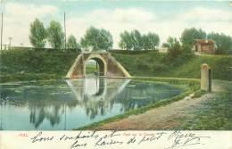 HAL - Pont Sur Le Canal - Halle