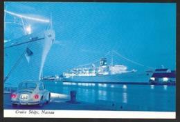 BAHAMAS Nassau Cruise Ships VW Käfer Beetle - Bahamas