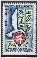 FRANCE 1961 -  Y.T. N° 1292  - NEUF** - France