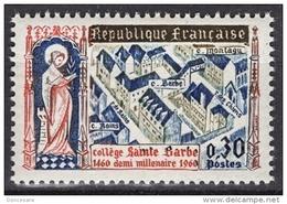 FRANCE 1960 -  Y.T. N° 1280 - NEUF** - Francia