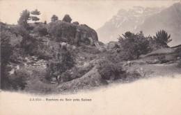 Switzerland Rochers Du Soir Pres Salvan - VS Valais