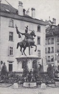 Switzerland Bern Erlachdenkmal 1911