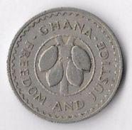 Ghana 1967 10 Pesewas [C640/2D] - Ghana