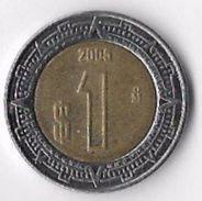 Mexico 2005 1 Peso (1) [C647/2D] - Mexico