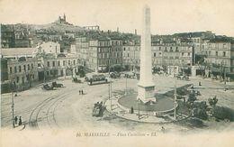 13  Marseille Place Castellane   T 2469 - Marseilles