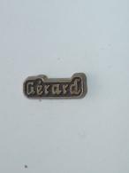 Pin's GERARD - Pin's