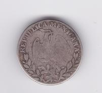 2 Réales 1834 PJ Mexico TB - Mexique