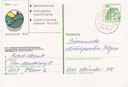 "BPK Bund P 134 I ""Düren"" Gelaufen Ab Haan (ak0881) - [7] Federal Republic"
