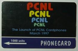 NIGERIA - 1st Issue - GPT - PCNL - 1GWAB - 1000 Units - Used - Nigeria