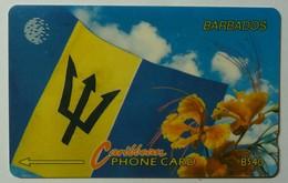 BARBADOS - GPT - Flag - 14CBDA - BAR-14A - Used - Barbados