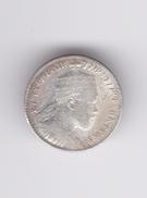 1 Gersh 1889 (ou 91) Argent Ethiopie Roi Ménélik  TTB - Ethiopia