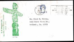 Canada Postal History Cover-4 - Postal History