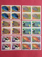 South Africa 2000 - 6 Block 24 Fishes Fish Animals Marine Life Sealife Nature Fauna Stamps MNH SG 1205-1210 - Blocs-feuillets