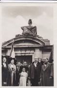 MINI PHOTO--STRASBOURG--patriotic Manifestation--l'alsace Et La Lorraine Libérées--voir 2 Scans - Photography