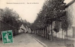 Montfort-l'-Amaury  -  Rue De La Moutière - Montfort L'Amaury
