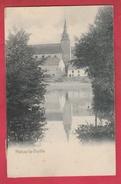 Habay-la-Vieille ... Aucune Dénomination ... Vue De L'Eglise Et Maisons Environnantes - 1908 ( Voir Verso ) - Habay