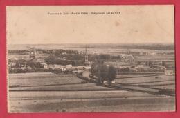 Panorama De Saint-Mard Et Virton - Vue Prise Du Sud Au Nord - 1930 ( Voir Verso ) - Virton