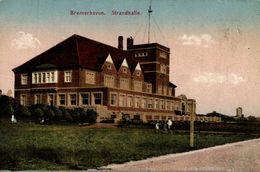 ALLEMAGNE BREMERHAVEN STRANDHALLE - Bremerhaven