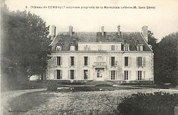 A-17.9644 : CHATEAU DE COMBAULT. ANCIENNE PROPRIETE DE LA MARECHALE LEFEVRE. MADAME SANS GENE. - Pontault Combault