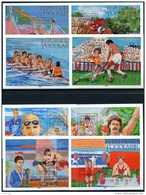 Togo, 1984, Olympic Summer Games, Medal Winners, MNH, Michel Block 245-252 - Togo (1960-...)