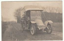 CARTE PHOTO TAXI DE LA MARNE - Guerre 1914-18