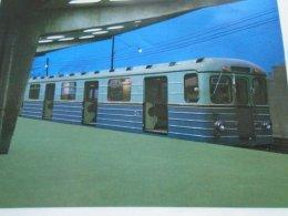 AV109.1  Hungary   Budapest  METRO  East West Line   1972 Brochure Subway U-Bahn Underground - Europe