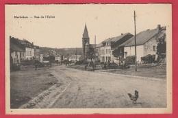 Marbehan- Rue De L'Eglise ( Voir Verso ) - Habay