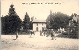 23 - FOURNEAUX Les MINES --  La Gare - Autres Communes
