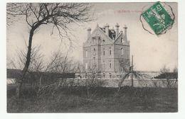 ° QUÉRON - Château De La Mare - 2 Scans - Frankreich