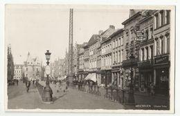 Mechelen Ijzere Lene (Ijzeren Leen) Moedekaart ? - Malines