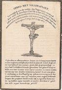 DP. E.H. MARTINUS JANSSENS ° OEFFELT 1793  - + 1852 - Religione & Esoterismo