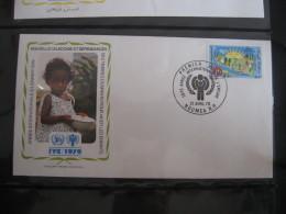FDC 1979 -  CALEDONIE   : Internationales Jahr Des Kindes   -   1 - Francobolli