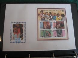 FDC 1979 -  SWAZILAND    : Internationales Jahr Des Kindes   -   1 - Francobolli