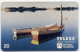 Pêche Sport Bateau Boat Télécarte Telefonkarten Phonecard (D.118) - Bateaux