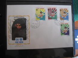FDC 1979 -  YEMEN   : Internationales Jahr Des Kindes   -   1 - Francobolli