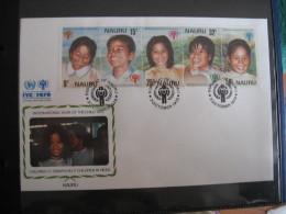 FDC 1979 - NAURU  : Internationales Jahr Des Kindes   -   1 - Francobolli