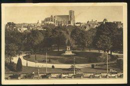 Reims - Vue Générale - Le Square Colbert - Reims