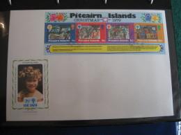 FDC 1979 -  PITCAIRN ISLANDS    : Internationales Jahr Des Kindes   -   1 - Francobolli